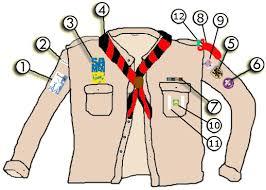 Verkenner uniform