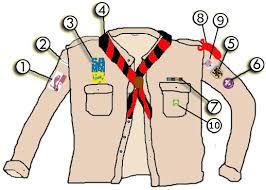 Voortrekkers uniform
