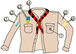 Welpen uniform